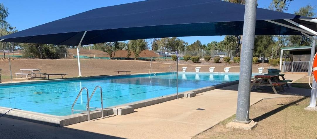 Gracemere Swimming Pool Re-Opens 1st September 2020